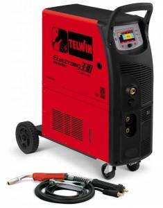 ELECTROMIG 330 WAVE - APARAT DE SUDURA TELWIN tip MIG-MAG/TIG/MMA