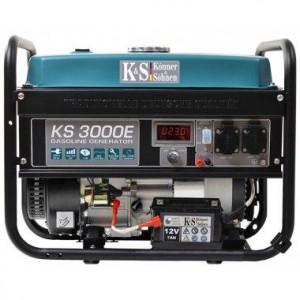 Generator de curent 3.0 kW, KS 3000E - Konner and Sohnen