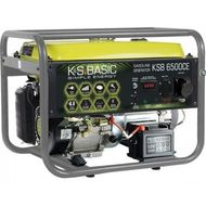Generator de curent 5.5 kW, KSB 6500CE - Konner and Sohnen