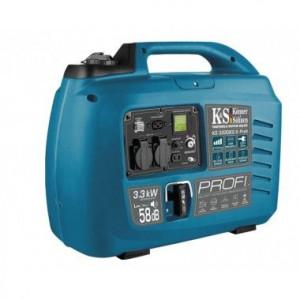 Generator de curent inverter 3.3 kW, KS 3300iEG S-Profi - Konner and Sohnen
