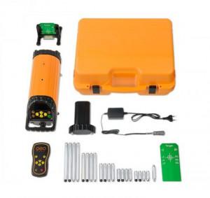 Nivela laser verde GeoFennel pentru tevi, conducteFKL 55 Green