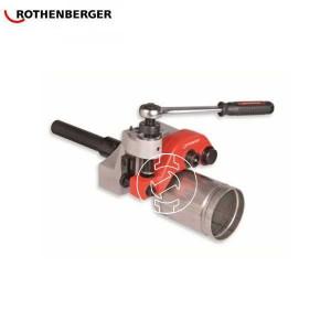 Rothenberger Rogroover 6 3 SE aparat portabil cu role pentru executat canale