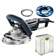 Festool Polizor cu discuri diamantate RG 130 E-Set DIA TH RENOFIX
