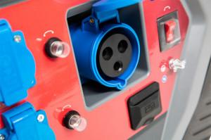 Generator curent monofazat insonorizat Briggs & Stratton Q6500 6,5 kVA, 230V