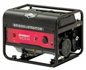 Generator de curent  Briggs Sprint 1200A 1,2 kVA, 230V, cadru deschis, AVR