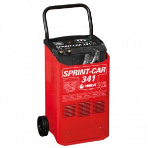Încărcător pentru baterii și starter Helvi Sprint Car 341 monofazic
