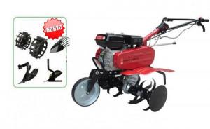 Motosapa Weima WM 500 motor 7 CP latime lucru 90 cm freze roti cauciuc 2l ulei AgroPro