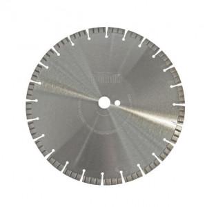Disc diamantat Technik DDB_350X10, pentru beton armat, 350x25.4x10 mm