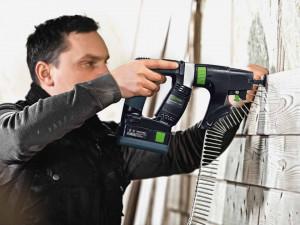Festool Surubelnita cu acumulator pentru constructii DWC 18-4500 Li 3,1-Compact DURADRIVE