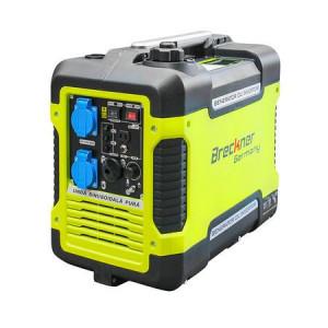 Generator compact de curent Breckner BS2000i, insonorizat, monofazat (2x220V), 21.5 kg