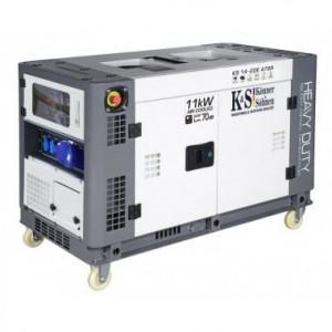 Generator de curent diesel 11.0 kW, KS 14-2DE ATSR - Konner and Sohnen