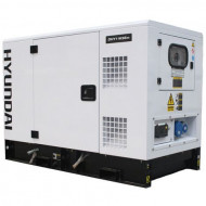 Generator de curent Hyundai HY380 insonorizat