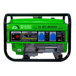 Generator de curent pe benzina Greenfield G-EC4000_C, portabil, monofazat, 3 kVA