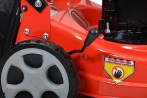 Hecht 541 BSW Masina de tuns iarba, motor benzina, autopropulsata, 2.3 CP, latime de lucru 41 cm