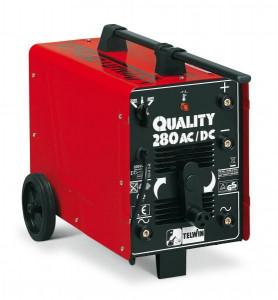 Quality 280 AC/DC - Aparat de sudura in curent continuu si alternativ TELWIN