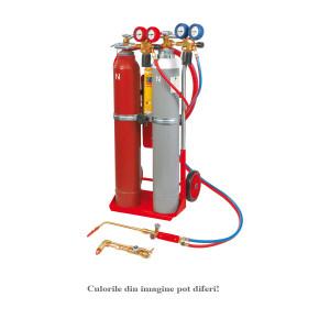 Rothenberger Set portabil cu butelii 10l si trusa RE17