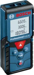 Telemetru cu laser Bosch GLM 40 Professional