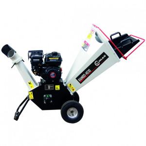 Tocător de frunze și crengi LUMAG RAMBOHC10196cc viteză tăiere 2400 rpm