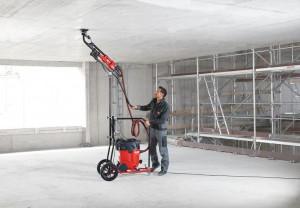 SUPORT MOBIL PENTRU SLEFUITOARE FLEX DE PERETI SI TAVAN GM 320