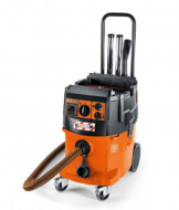 Aspirator industrial uscat/umed, calasa praf M, autocuratare filtru DUSTEX 35 MX AC