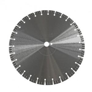 Disc diamantat Technik DDB_500X12, pentru beton armat, 500x25.4x12 mm