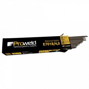 Electrozi bazici 5Kg 4.0mm E7018
