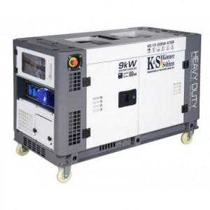 Generator de curent diesel 9.0 kW, KS 13-2DEW ATSR - Konner and Sohnen
