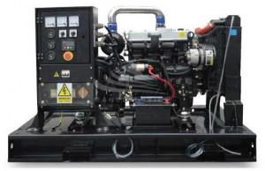 Generator de curent Hyundai cu motor diesel HY380 necarcasat