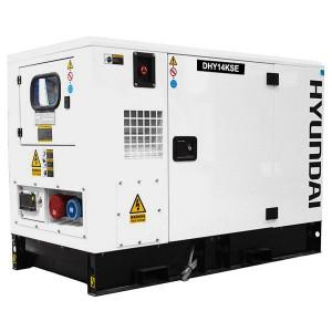 Generator de curent Hyundai cu motor diesel HY390