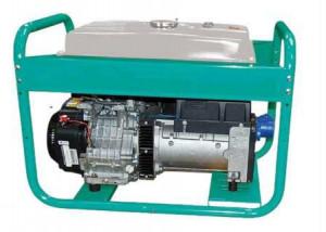 Generator de curent monofazat IMER Explorer 7510, 7 kW