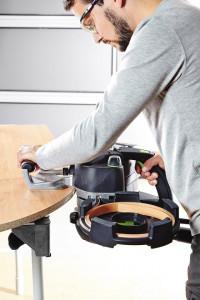 Masina de aplicat cant Festool CONTURO KA 65 Set 230V fara masa