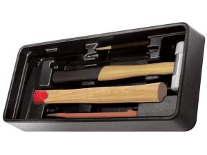 Modul PVC 6 cu ciocan coada lemn si accesorii 6 scule