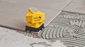Nivela laser linii podea colt - unghi 90 grade Stabila FLS 90