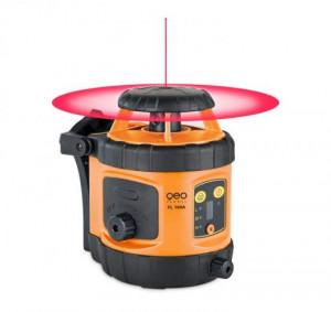 Nivela laser rotativ GeoFennel cu autonivelare pe orizontala si reglare manuala pe verticalaFL 190A