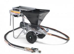 Pompa aplicare gleturi si tencuieli decorative WAGNER PlastCoat 830E