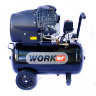 TECHNOWORKer Compresor, 3.0HP / 2.2Kw, MV 100 L