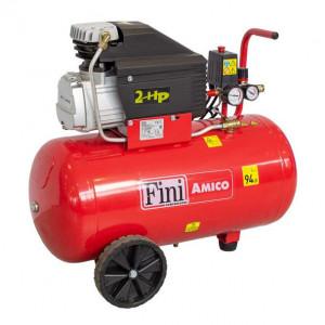 Compresor de aer Fini AMICO50/2400, 50 l, 1500 W, 8 bar, 170 l/min