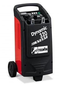 DYNAMIC 320 START - Robot pornire TELWIN