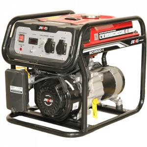 Generator curent SENCI SC-3500, Putere max. 3.1 kW, 230V, AVR, motor benzina