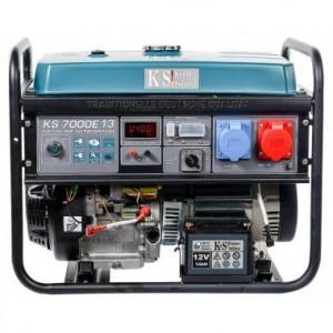 Generator de curent 5.5 kW, KS 7000E-1/3 Konner and Sohnen