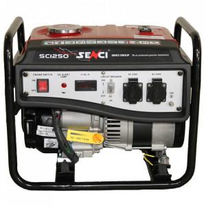 Generator de curent monofazat Senci SC-1250 LITE, Putere max. 1.0 kW