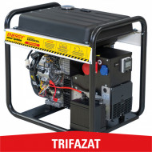 Generator de curent trifazat Energy 13000 TVE, 12,5 kVA