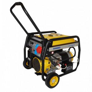 Generator de curent trifazat open frame STAGER FD 10000E3 AVR INCLUS
