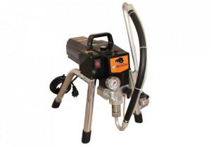 Pompa airless Bisonte cu piston, PAZ-6318 debit 1.8 l/min., motor 1000W