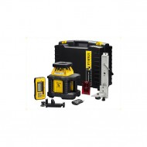 Set nivela laser Stabila LAR 250 rotativ orizontal si vertical +trepied 220cm+rigla 240cm