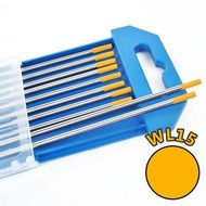 Electrozi wolfram WL15 (auriu) d=2.4 mm