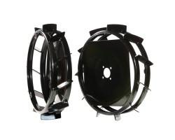 Bertolini AGT Set roti metalice 480x100 mm