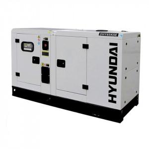 Generator de curent Hyundai cu motor diesel 4D85Z‐D20