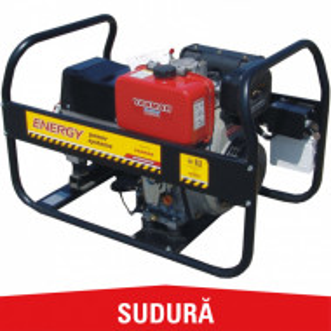 Generator de sudură Energy 220 WTD, 6,5 kVA