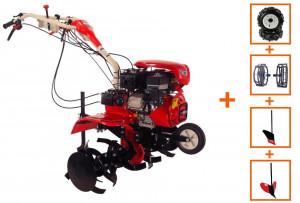 Motosapa Loncin LC1200 8CP ROTI Cauciuc PLUG + RARITA + ROTI Metalice